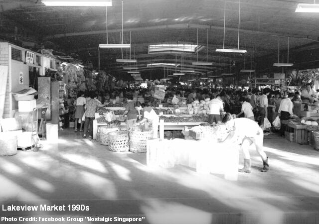 lakeview market 1990s