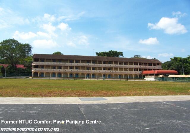 former ntuc comfort pasir panjang centre1