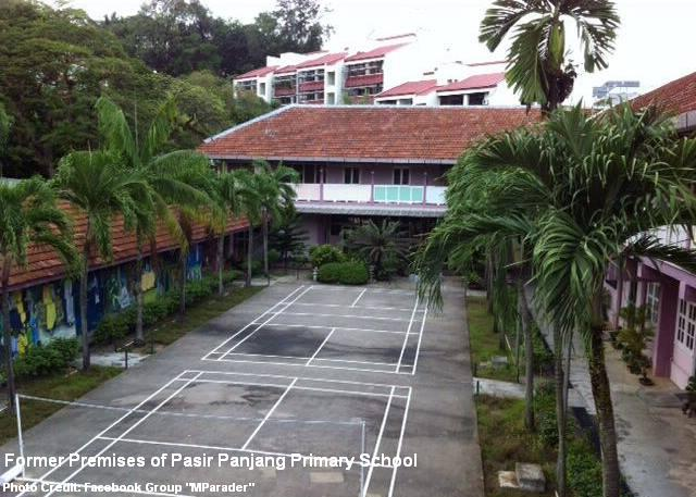 former pasir panjang primary school premises