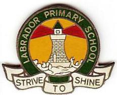 labrador primary school crest