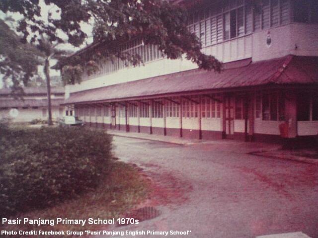 pasir panjang primary school 1970s