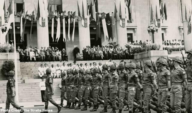 sg50 1966 national day parade