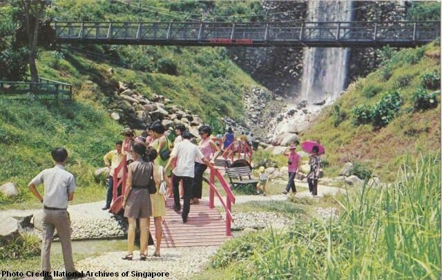 sg50 1971 jurong bird park