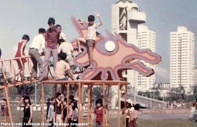 sg50 1976 dragon playground
