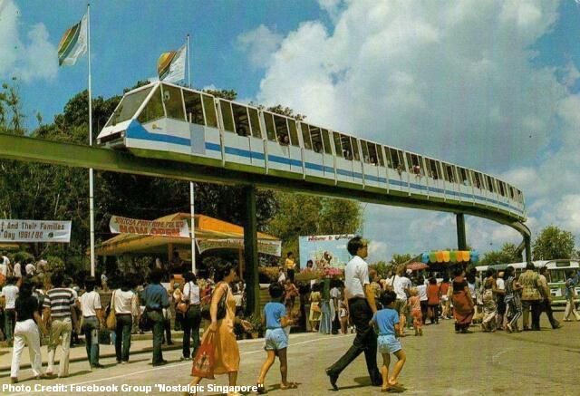 sg50 1982 sentosa monorail
