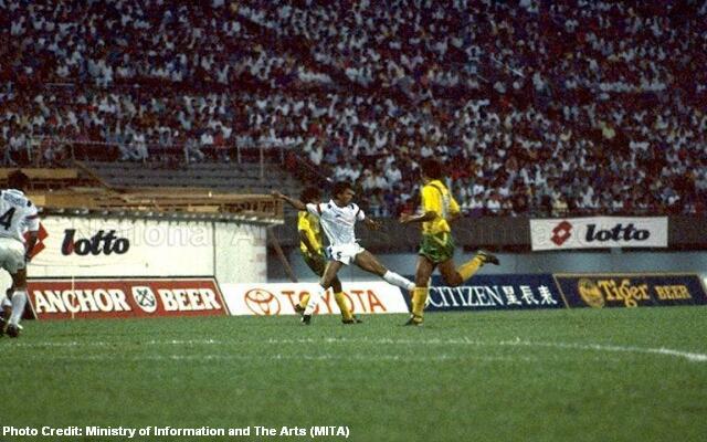 sg50 1990 malaysia cup