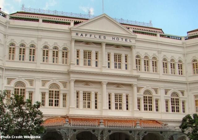 sg50 2005 raffles hotel