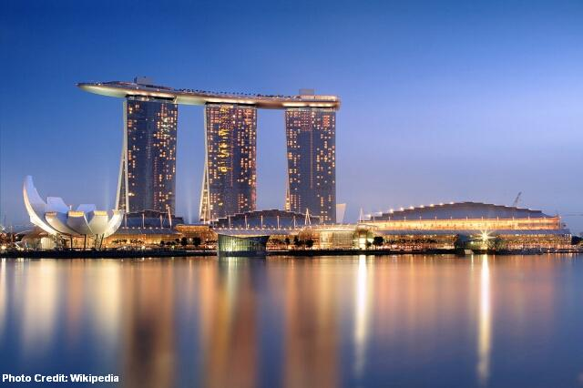 sg50 2011 marina bay sands