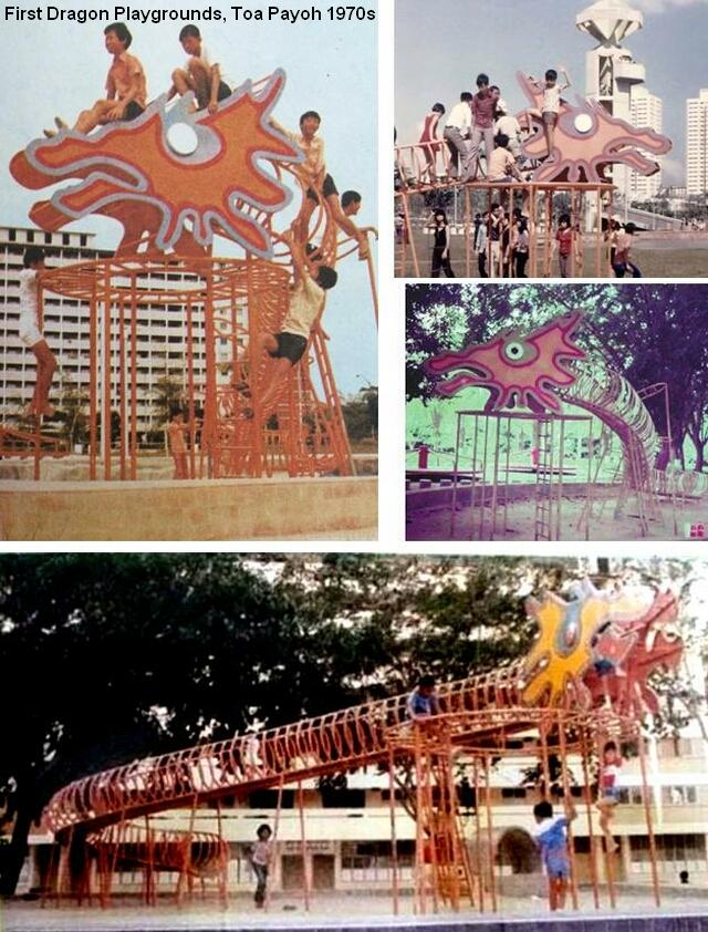 first dragon playgrounds toa payoh 1970s