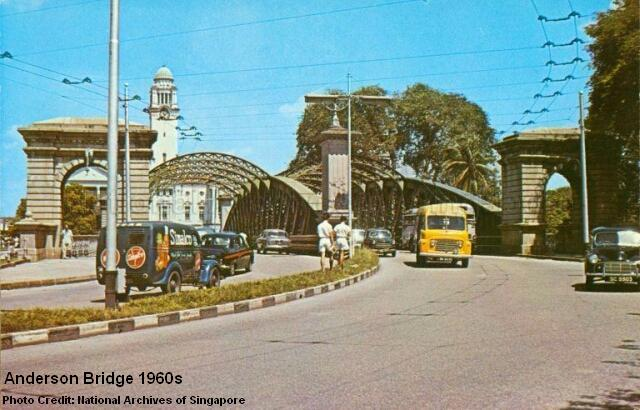 anderson bridge 1960s