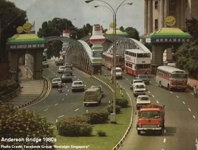 anderson bridge 1980s