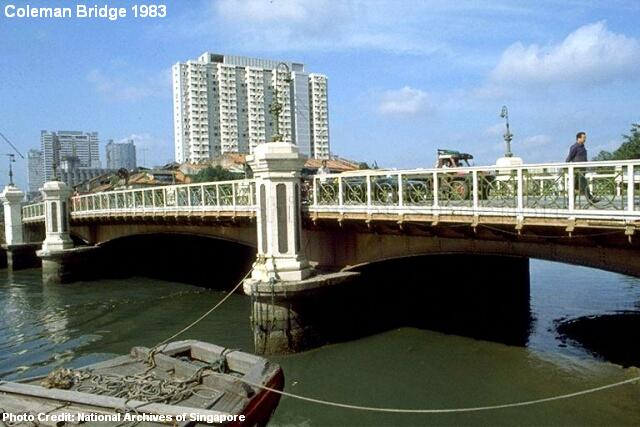 coleman bridge 1983