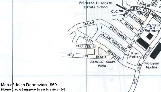 jalan dermawan 1969
