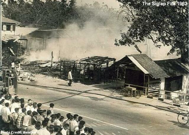 siglap fire 1962