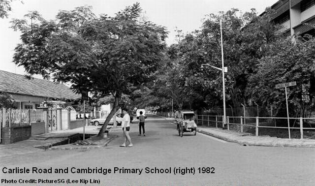 carlisle road cambridge school 1982