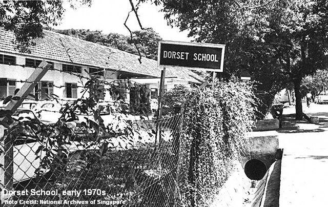 dorset school1 early 1970s