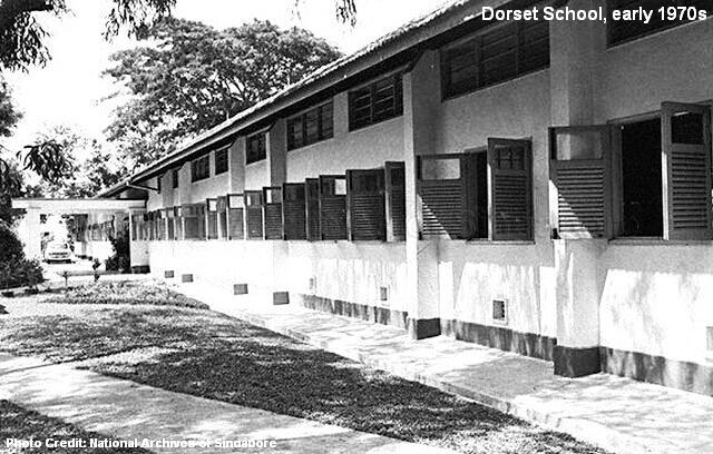 dorset school2 early 1970s