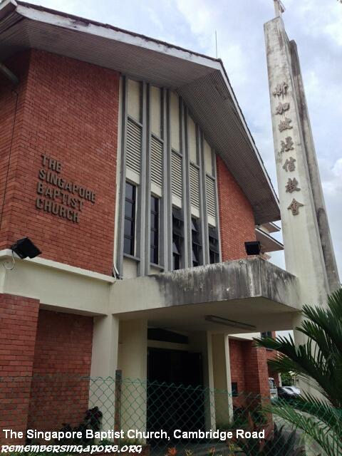 the singapore baptist church