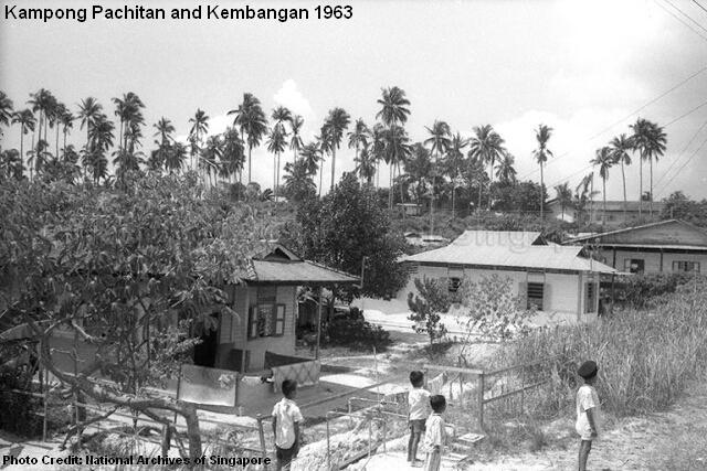 kampong kembangan pachitan 1963