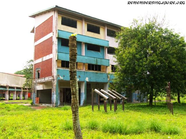 lim chu kang rural centre neo tiew estate
