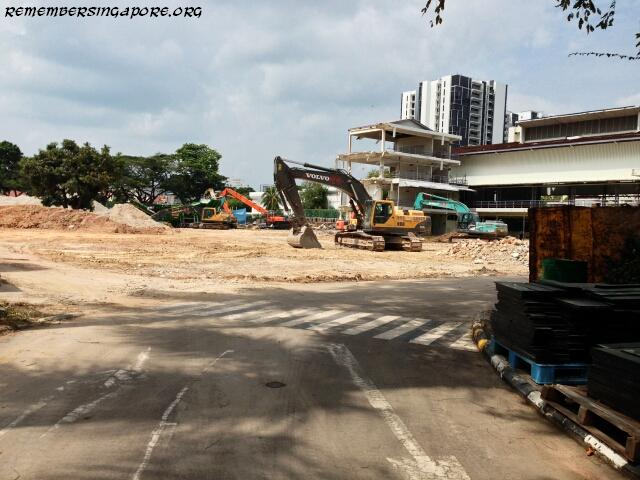 broadrick maju secondary schools demolition3 2016