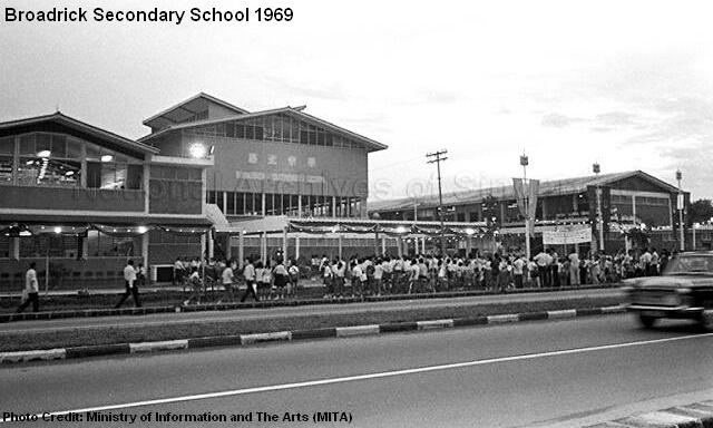 broadrick secondary school2 1969