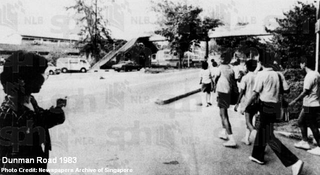 dunman road 1983