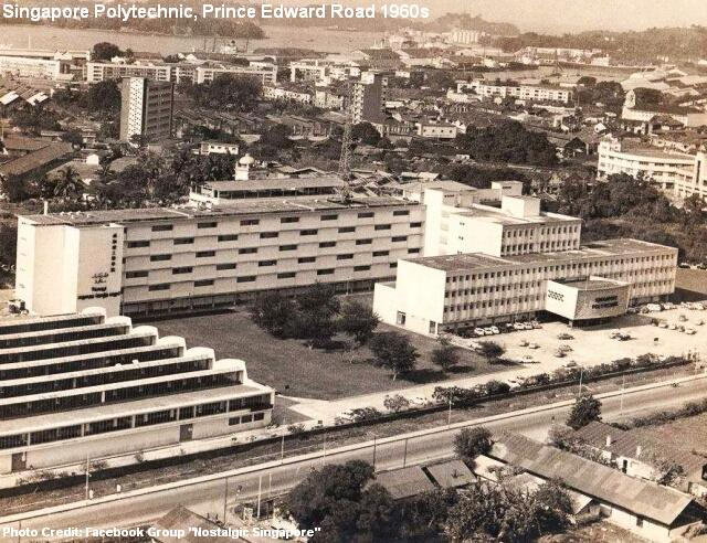 singapore polytechnic 1960s