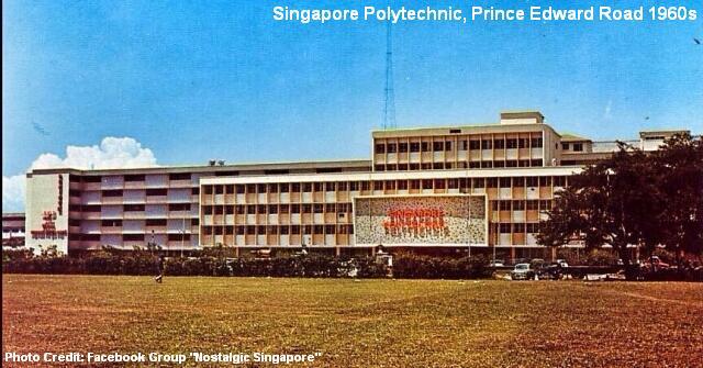 singapore polytechnic3 1960s