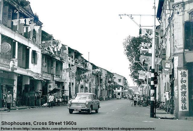 cross street shophouses 1960s