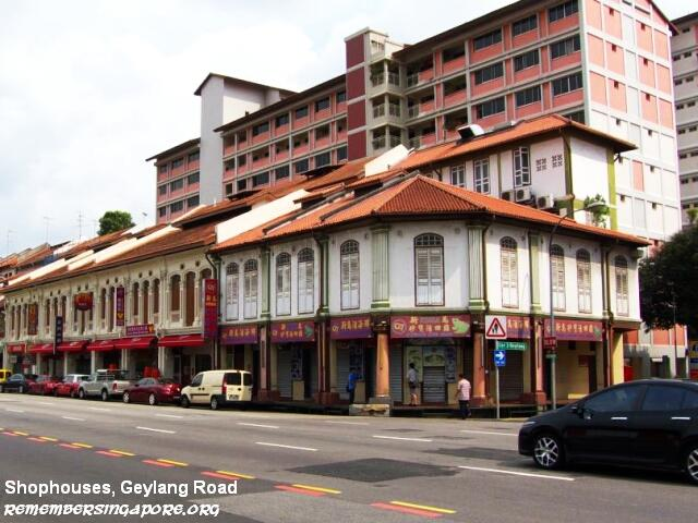 geylang road lorong 3 shophouses
