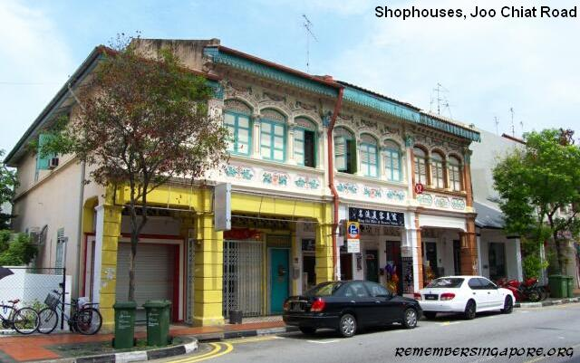joo chiat road joo chiat shophouses