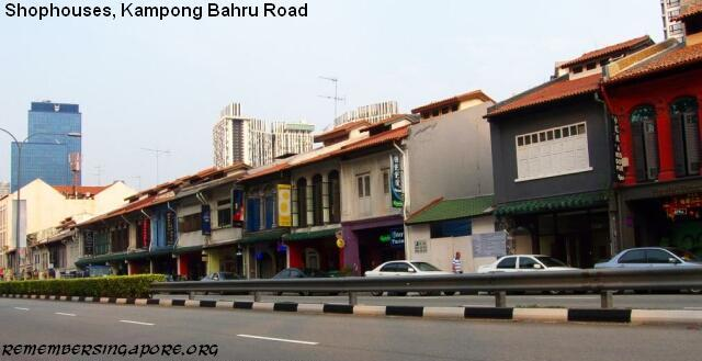 kampong bahru road shophouses