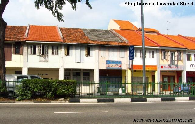 shophouses lavender street
