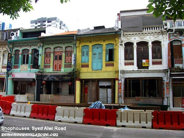 shophouses syed alwi road