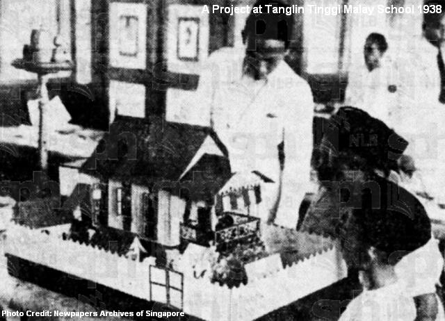tanglin tinggi malay school project 1938