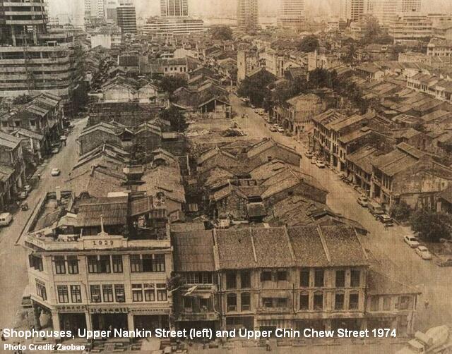 upper chin chew street upper nankin street shophouses 1974