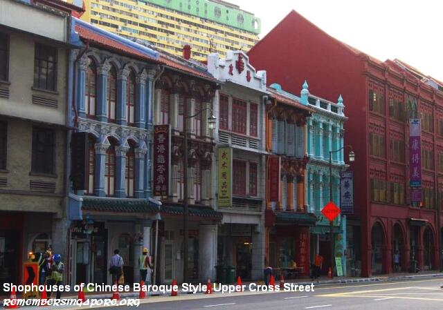 upper cross street chinese baroque style shophouses