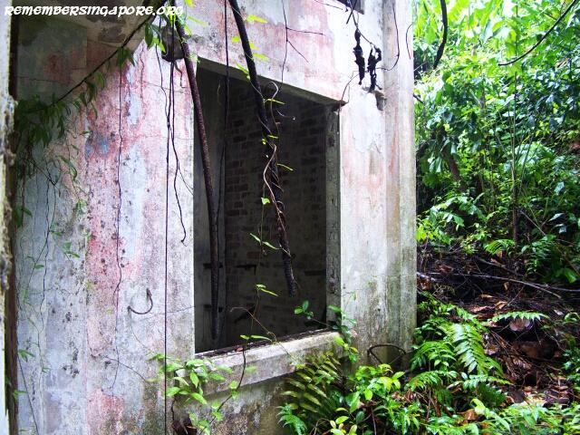 sentosa fort serapong ruins12