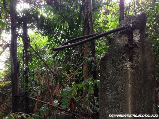 sentosa fort serapong ruins13