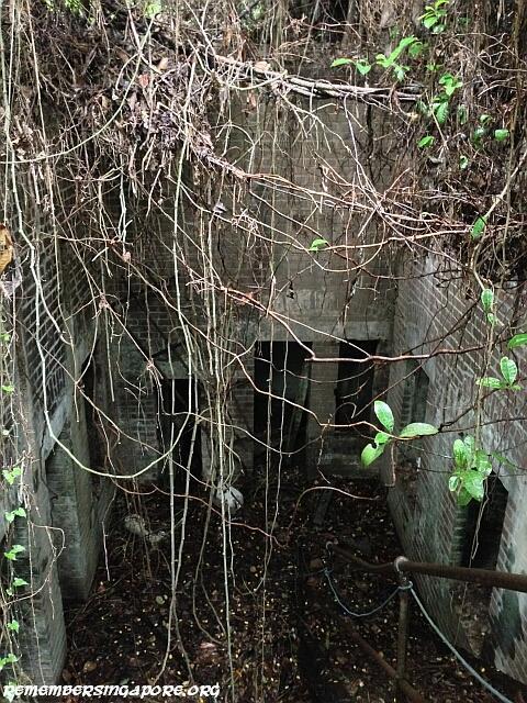 sentosa fort serapong ruins18
