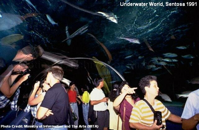 underwater world sentosa1 1991