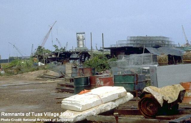 tuas village2 1980s