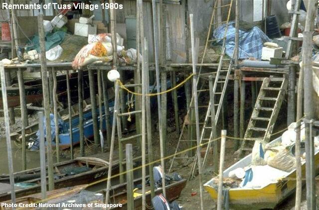 tuas village5 1980s