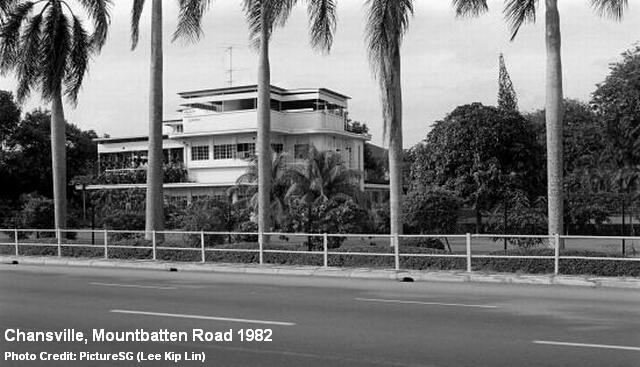 chansville mountbatten road 1982