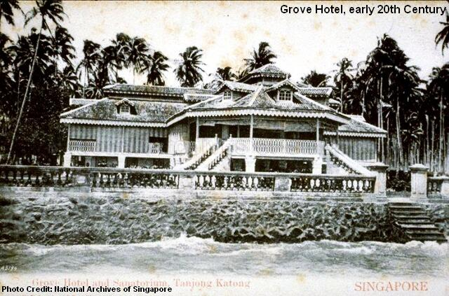 grove hotel early 20th century