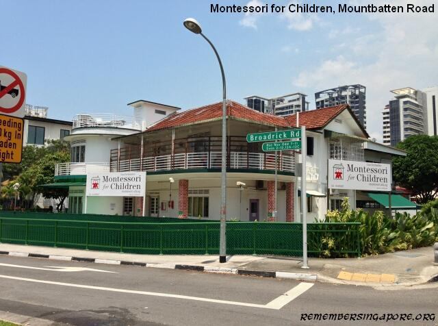 montessori for children mountbatten road