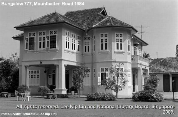 The Old World Charm Of Mountbatten Remember Singapore