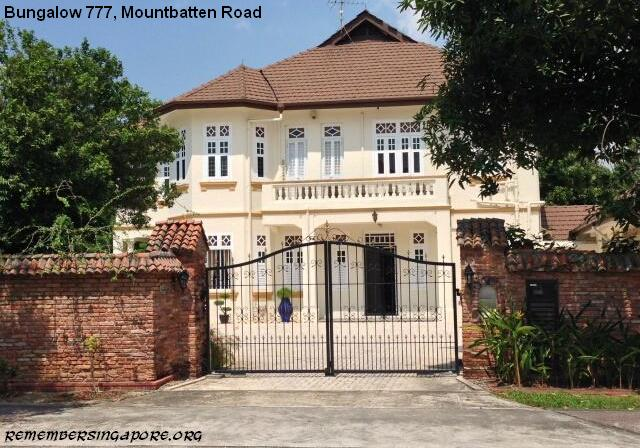 mountbatten road bungalow 777