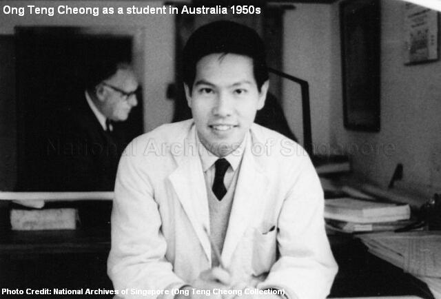 ong-teng-cheong-student-australia-1950